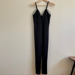 Tictoc - Black Jumpsuit -Small